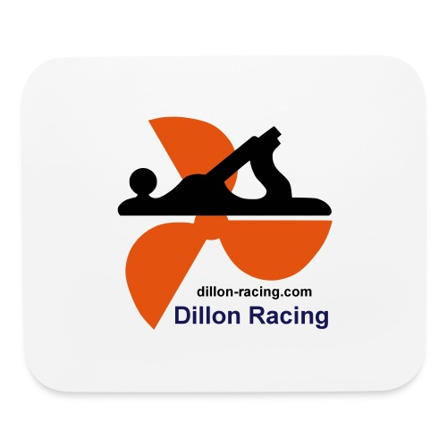 Dillon Racing Mouse Pad - Mouse pad Horizontal