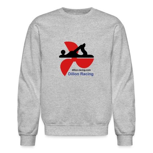 Dillon Racing Logo Sweatshirt - Crewneck Sweatshirt