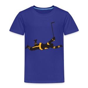 Hockey Man - Toddler Premium T-Shirt