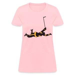 Hockey Man - Women's T-Shirt