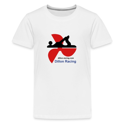 Dillon Racing Logo Kid's Tee - Kids' Premium T-Shirt