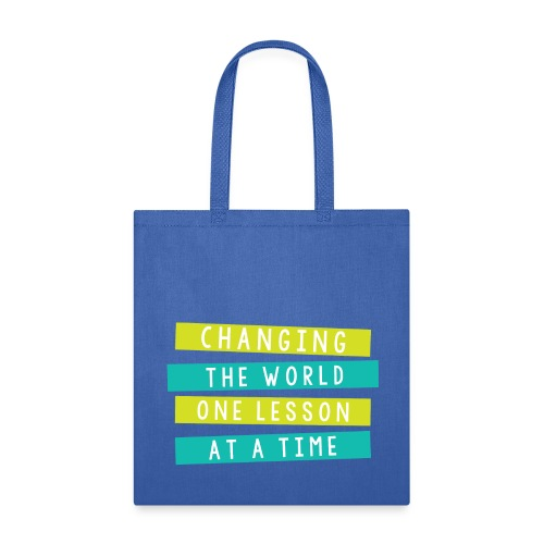 Change the World Tote - Tote Bag
