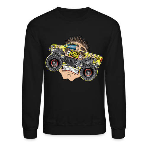 Panic Attack - Crewneck Sweatshirt