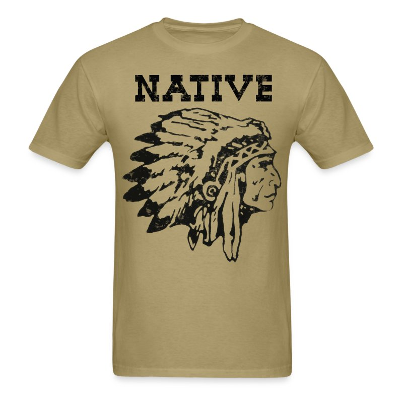 Native American Indian Chief T Shirt Spreadshirt