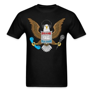 PCN Eagle with Sheild - Men's T-Shirt