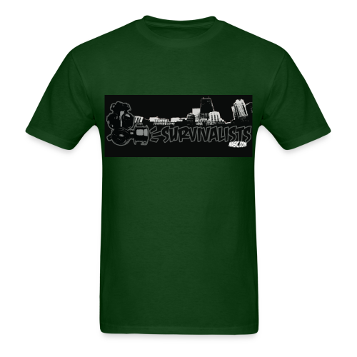 Green TEE 2.0 - Men's T-Shirt