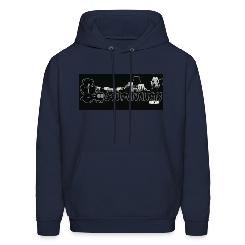 Rep Your Hood! - Men's Hoodie