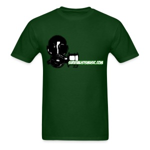 Green TEE  - Men's T-Shirt