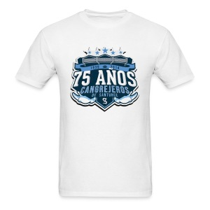 Cangrejeros 75 Aniversario plus - Men's T-Shirt