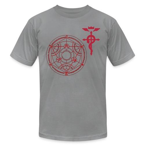 Full Metal Alchemist Tee - Men's  Jersey T-Shirt