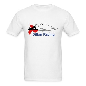 Dillon Racing Tee - Men's T-Shirt