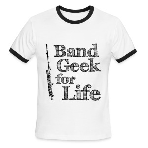 Band Geek - Men's Ringer T-Shirt