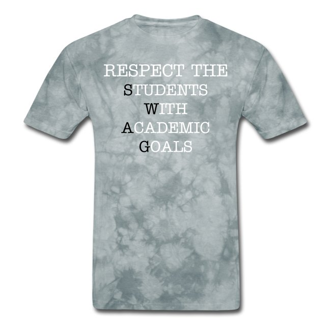 Respect the S.W.A.G.