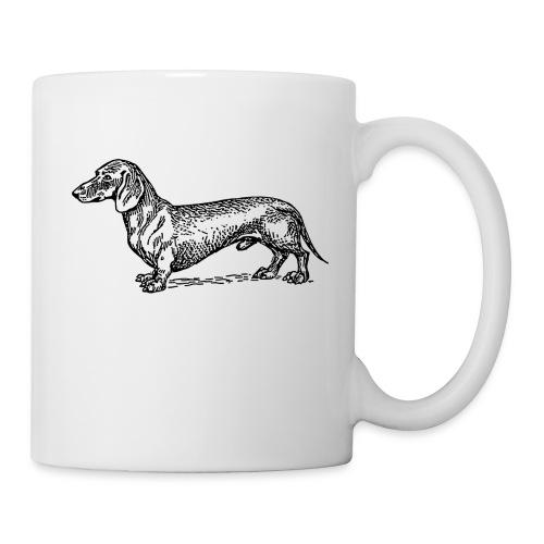 Dachshund - Coffee Cup - Coffee/Tea Mug