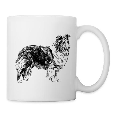 Shetland Sheepdog - Coffee Cup - Coffee/Tea Mug