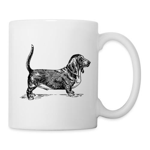 Basset Hound - Coffee Cup - Coffee/Tea Mug