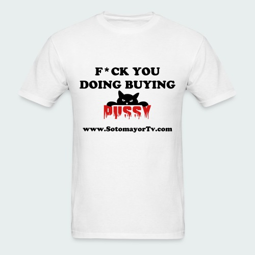 F*ck You Doing? - Men's T-Shirt