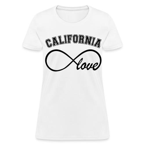 OG California Love - Women's T-Shirt