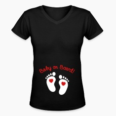 Baby on Board Women's T-Shirts