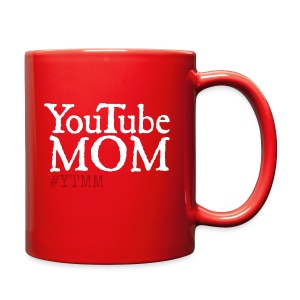 YouTube Mom Mug - Full Color Mug