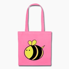 super large  bumble bee Bags & backpacks