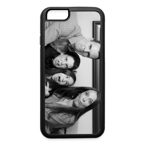 Family Portrait iPhone 6 Case - iPhone 6/6s Rubber Case