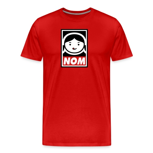 NOM (Men's Regular Cut) - Men's Premium T-Shirt