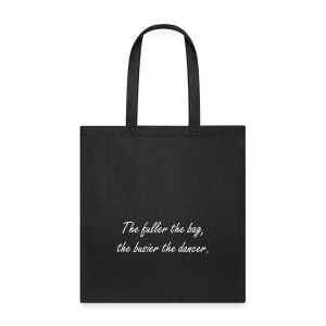 Busy dancer - Tote Bag