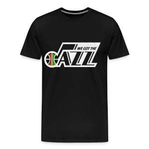 We Got The Jazz - Men's Premium T-Shirt