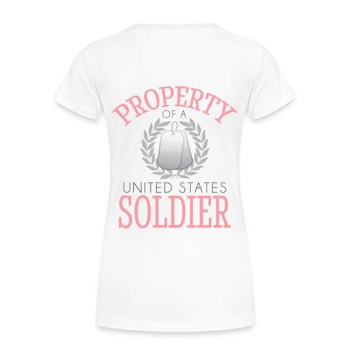 Porperty of - Women's Premium T-Shirt