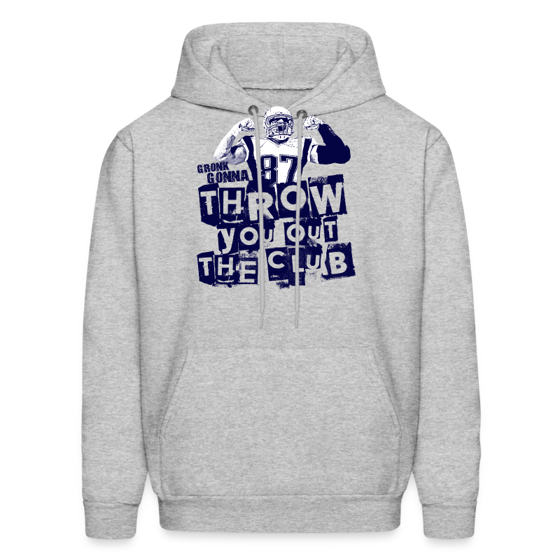 Throw You Out The Club - Men's Hoodie