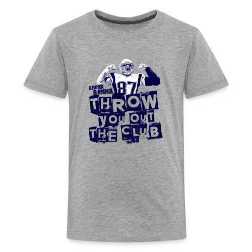 Throw You Out The Club - Kids' Premium T-Shirt