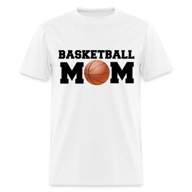 Basketball Mom T Shirt Spreadshirt