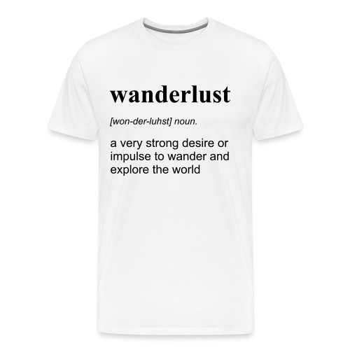 Just Explain your self  - Men's Premium T-Shirt