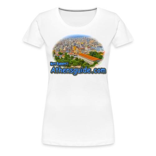 Stoa of Attalos (women) - Women's Premium T-Shirt