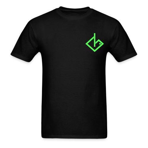 Always On - Green Logo - Men's T-Shirt