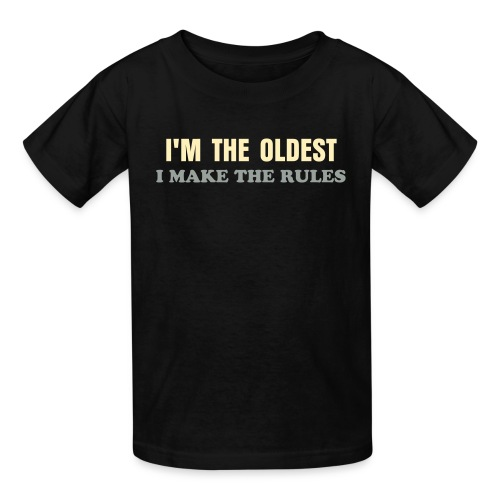 BEST SELLER- I'm the Oldest - Kids' T-Shirt