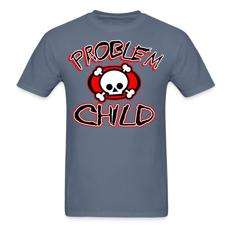 PROBLEM CHILD Funny Geek Nerd T-Shirt T-Shirt | soulofart