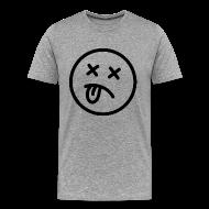 T-Shirts ~ Men's Premium T-Shirt ~ death smiley