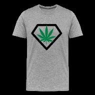 T-Shirts ~ Men's Premium T-Shirt ~ diamant weed