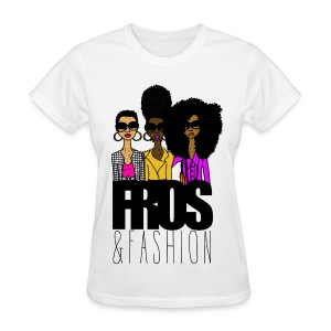 Fros & Fashion - Women's T-Shirt