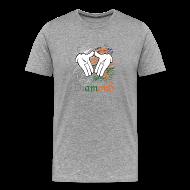 T-Shirts ~ Men's Premium T-Shirt ~ diamond hands