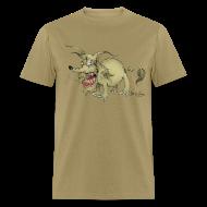 T-Shirts ~ Men's T-Shirt ~ Hell Dog