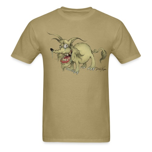 Hell Dog - Men's T-Shirt