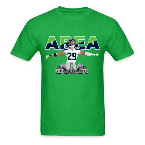 Easy Fit Area 29 Colossus (Green) - Men's T-Shirt
