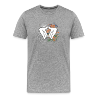 T-Shirts ~ Men's Premium T-Shirt ~ diamond handsd