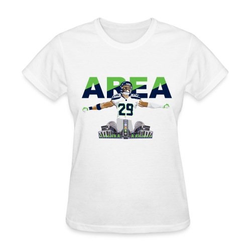 Easy Fit Area 29 Colossus (White) - Women's T-Shirt