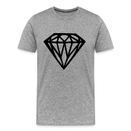 T-Shirts ~ Men's Premium T-Shirt ~ diamond