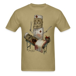 E.R. The Doctor - Men's T-Shirt