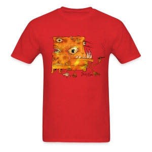 The Freaky Square - Men's T-Shirt